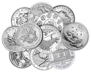 Silver Buillion Coins